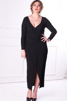 Платье 088601 ЛаТэ (Черный)