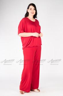 """Брюки """"Артесса"""" BB02007RED25 (Красный)"""