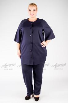 """Жакет """"Артесса"""" GA01506DBL05 (Темно-синий)"""